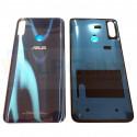 Крышка(задняя) Asus ZB631KL (ZenFone Max Pro M2) Синий  (без линзы камеры)