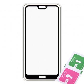 Защитное стекло (Полное покрытие) для для Nokia 7.1 (2018) Черное
