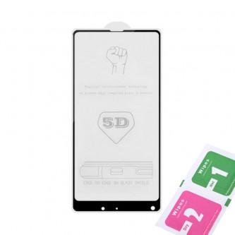 Защитное стекло (Полное покрытие) для для Xiaomi Mi Mix 2S Черное