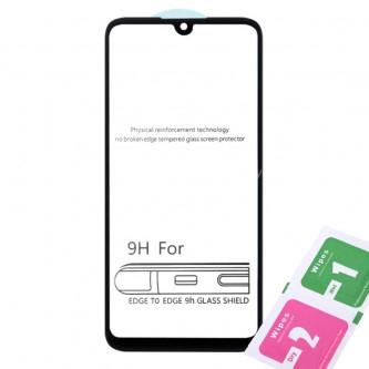 Защитное стекло (Полное покрытие) для для Xiaomi Mi Play Черное
