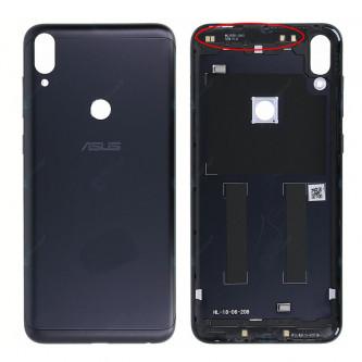 Крышка(задняя) Asus ZB602KL (ZenFone Max Pro M1) Черная