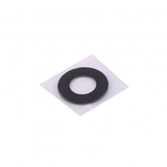 Стекло задней камеры Google Pixel 2 XL Черное