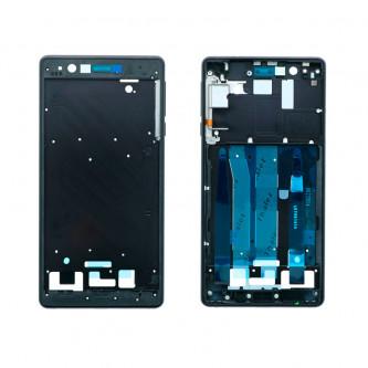 Рамка дисплея для Nokia 3 Черная