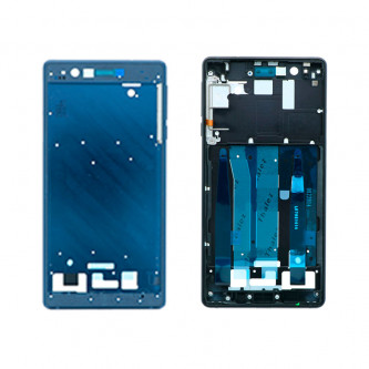 Рамка дисплея для Nokia 3 Синяя