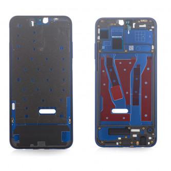 Средняя часть / рамка дисплея Huawei Honor 8X Синяя