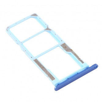 Лоток сим карт Xiaomi Redmi 7A Синий
