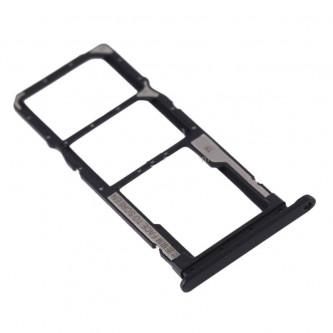 Лоток сим карт Xiaomi Redmi 7A Черный