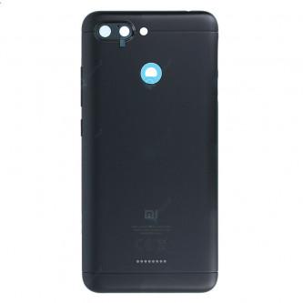 Крышка(задняя) Xiaomi Redmi 6 Черный