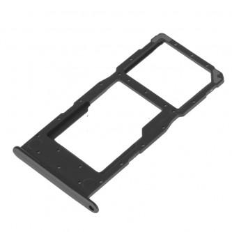 Лоток сим карт Huawei Honor 20i Черный