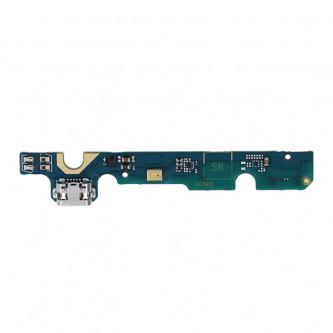 """Шлейф разъема зарядки Huawei MediaPad M3 Lite 8"""" (CPN-L09) плата"""