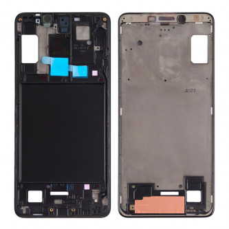 Рамка дисплея для Samsung Galaxy A9 (2018) A920F Черная
