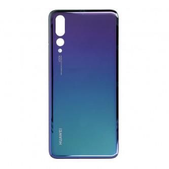 Крышка(задняя) Huawei P20 Pro Синий (twilight)