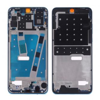 Средняя часть / рамка дисплея Huawei P30 Lite Синяя