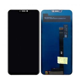 Дисплей Asus ZS620KL (ZenFone 5Z) в сборе с тачскрином Черный