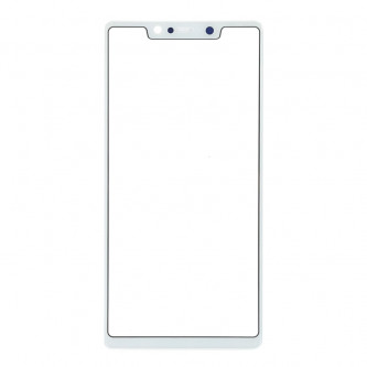 Стекло (для замены / переклейки) Xiaomi Mi 8 SE Белое