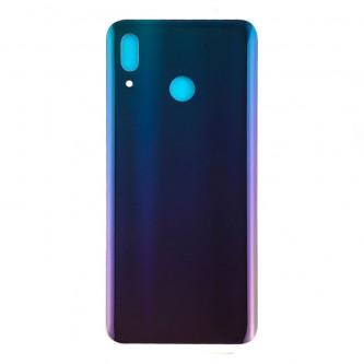 Крышка(задняя) Huawei Nova 3 Синий c переливом (Twilight)