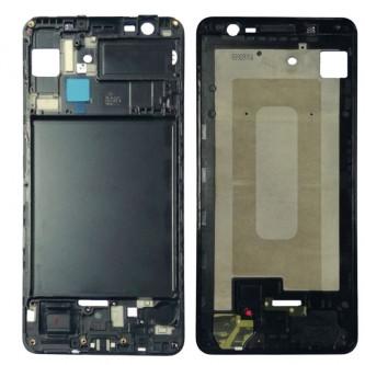Рамка дисплея для Samsung Galaxy A7 (2018) A750F Черная