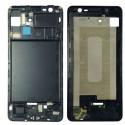 Рамка дисплея Samsung Galaxy A7 (2018) A750F Черная