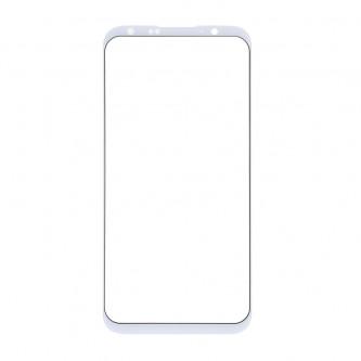 Стекло (для замены) Meizu 16 Plus Белое