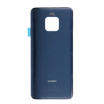 Крышка(задняя) Huawei Mate 20 Pro Синий (Blue)