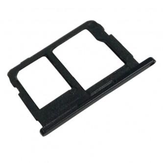 Лоток сим карты и карты памяти Samsung Tab A 8.0 T380 / T385 Черный