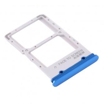 Лоток сим карт Xiaomi Mi 9T / Redmi K20 Синий