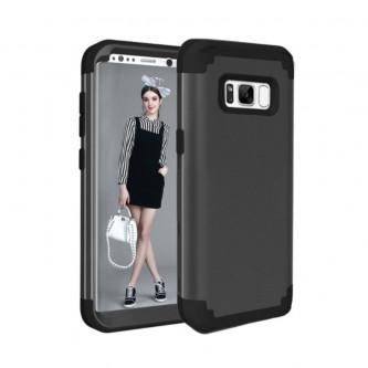 Защитный чехол - накладка для Samsung Galaxy S8+ (Plus) G955F Черный