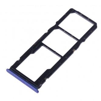 Лоток сим карт Xiaomi Redmi 7 Синий
