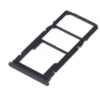 Лоток сим карт Xiaomi Redmi 7 Черный