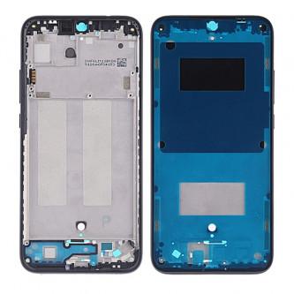 Рамка дисплея для Xiaomi Redmi 7 Черная