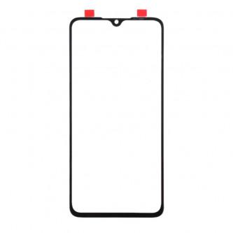 Стекло (для замены) Xiaomi Mi A3 Черное