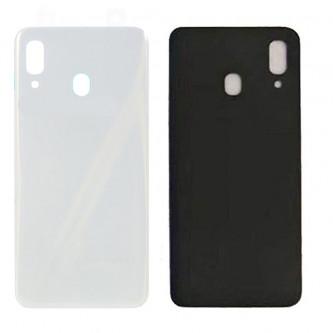 Крышка(задняя) Samsung A305 (A30) Белый
