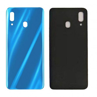 Крышка(задняя) Samsung A305 (A30) Синий