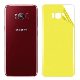 Защитная пленка силиконовая для Samsung Galaxy S8 G950F (задней крышки)