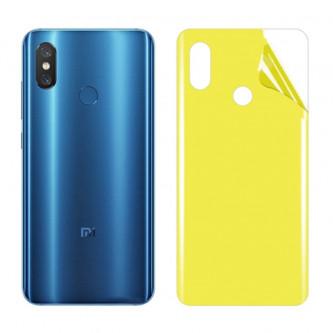 Защитная пленка силиконовая для Xiaomi Mi 8 (задней крышки)