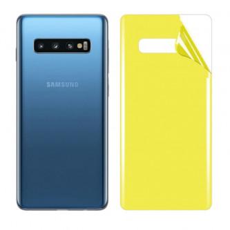 Защитная пленка силиконовая для Samsung Galaxy S10 G973F (задней крышки)