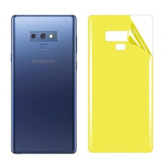 Защитная пленка силиконовая для Samsung Note 9 N960F (задней крышки)