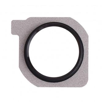 Кольцо отпечатка пальца для Huawei P20 Lite Черное