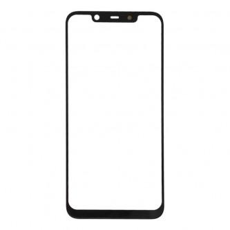 Стекло (для замены) Nokia 8.1 / 7.1 Plus Черное