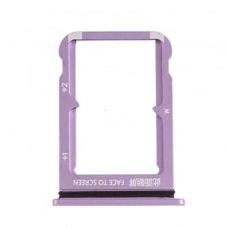 Лоток сим карты Xiaomi Mi 9 Фиолетовый (Purple)
