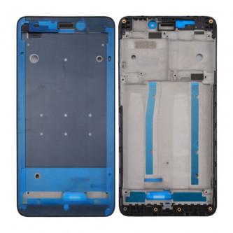 Рамка дисплея Xiaomi Redmi 4A Черная - AA