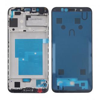 Рамка дисплея для Huawei Honor 7A Pro / Y6 2018 / Y6 Prime 2018 / Honor 7C AUM-L41 Черная