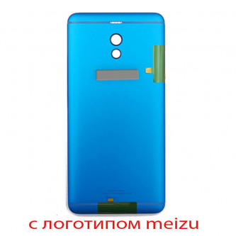 Крышка(задняя) Meizu M6 Note Синия