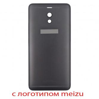 Крышка(задняя) Meizu M6 Note Черная