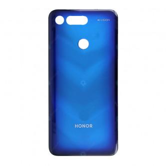 Крышка(задняя) Huawei Honor View 20 Синяя (phantom blue)