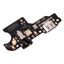 Шлейф разъема зарядки OPPO A5s и микрофона