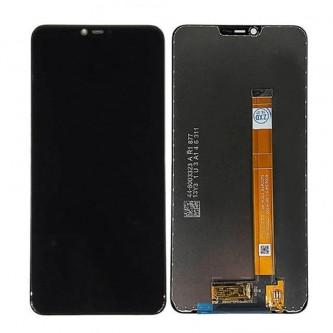 Дисплей OPPO A3s / A5 в сборе с тачскрином Черный
