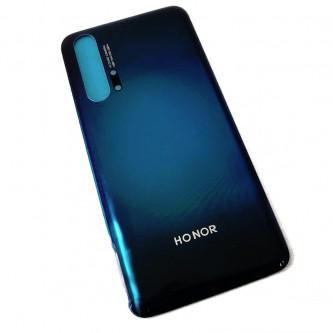 "Крышка(задняя) для Huawei Honor 20 Pro Зеленый - ""Качество AA"" (для Phantom Blue)"
