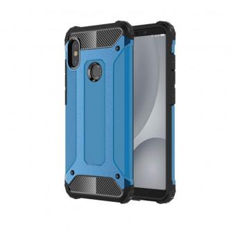 Защитный чехол - накладка для Xiaomi Redmi Note 6 Pro Синий