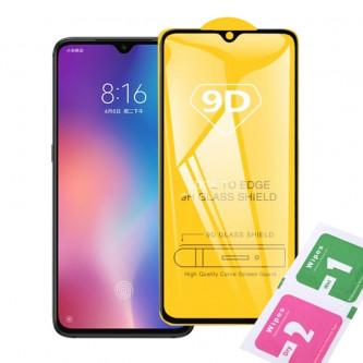 Защитное стекло (Полное покрытие) для Xiaomi Redmi Go Черное